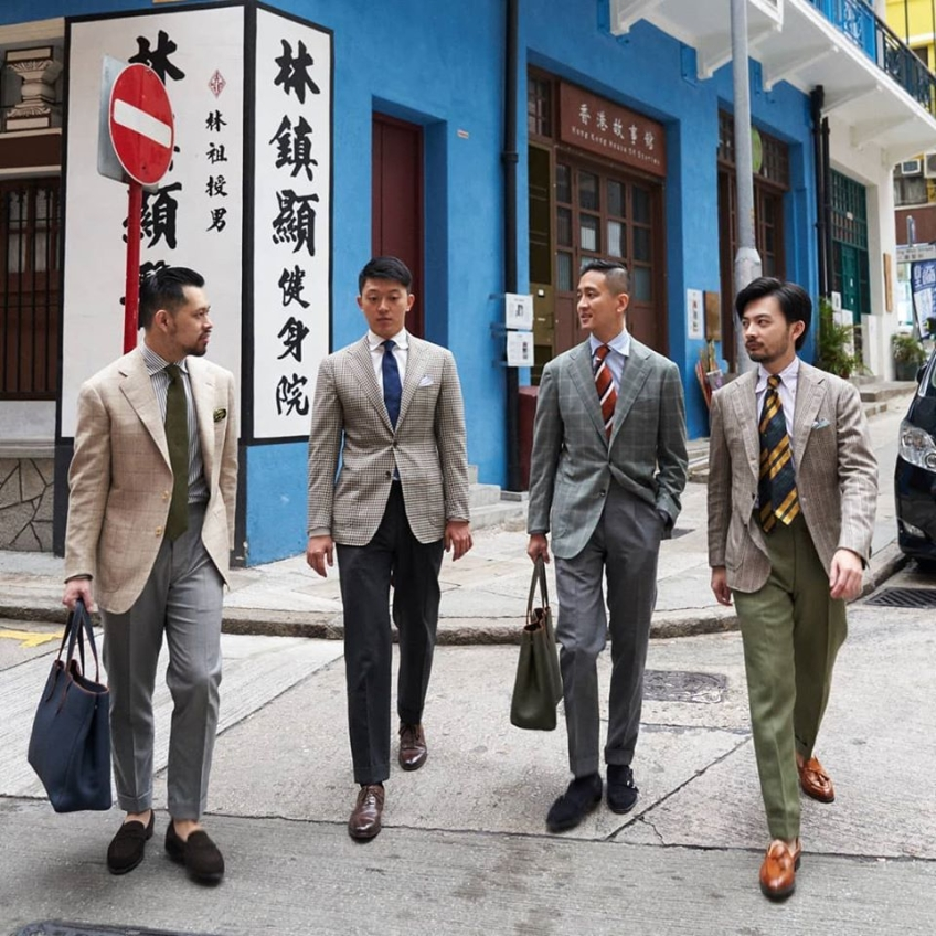 The Armoury Hong Kong-1-婚紗禮服