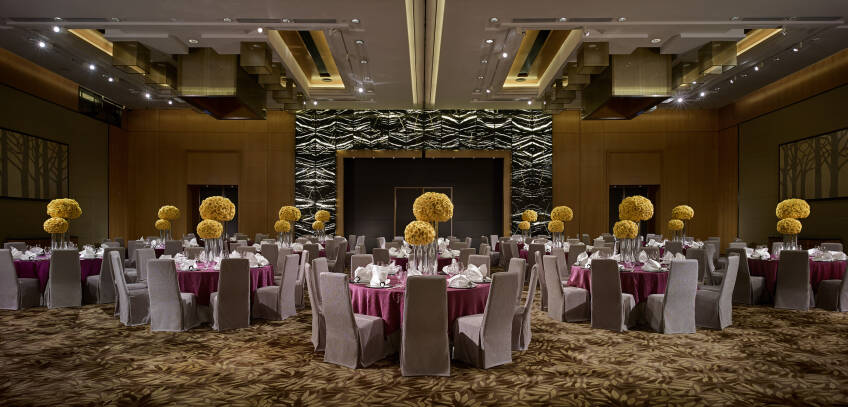香港沙田凱悅酒店 Hyatt Regency Hong Kong, Sha Tin-4-婚宴場地