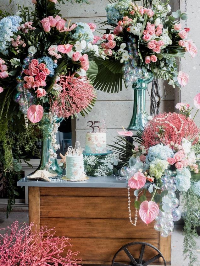 Bloom Bloom Fleur-4-婚禮當日