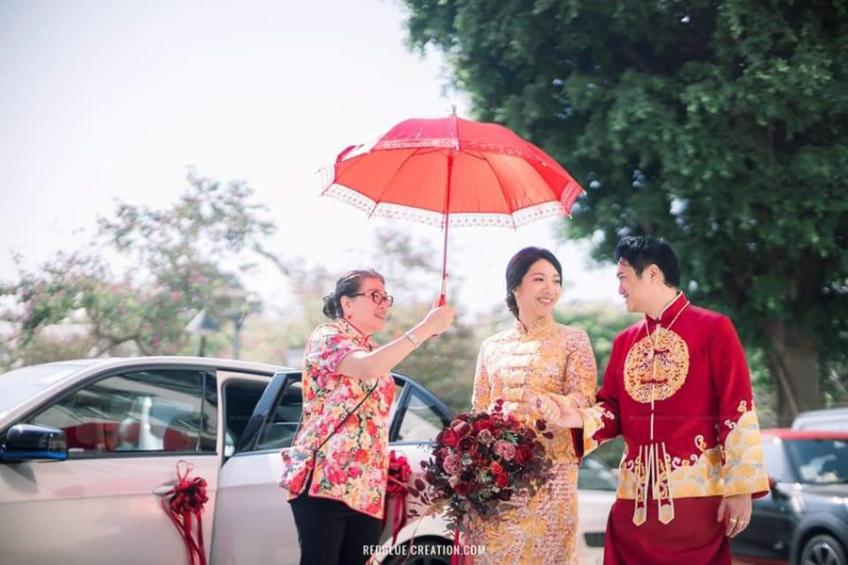 囍成雙Ling姐-2-婚禮當日
