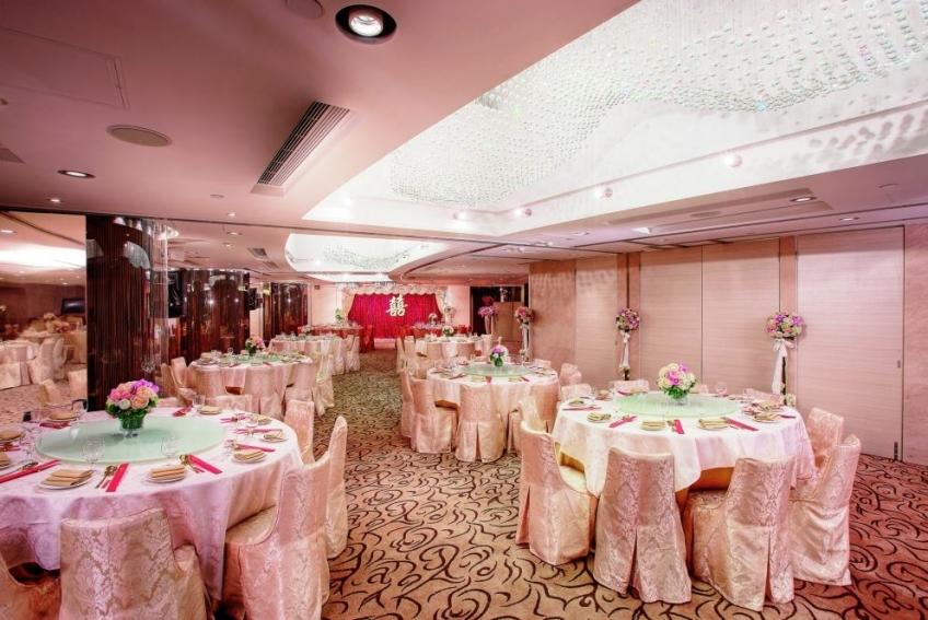 鴻星海鮮酒家 (旺角) Super Star Chinese Cuisine (Mong Kok)-2-婚宴場地