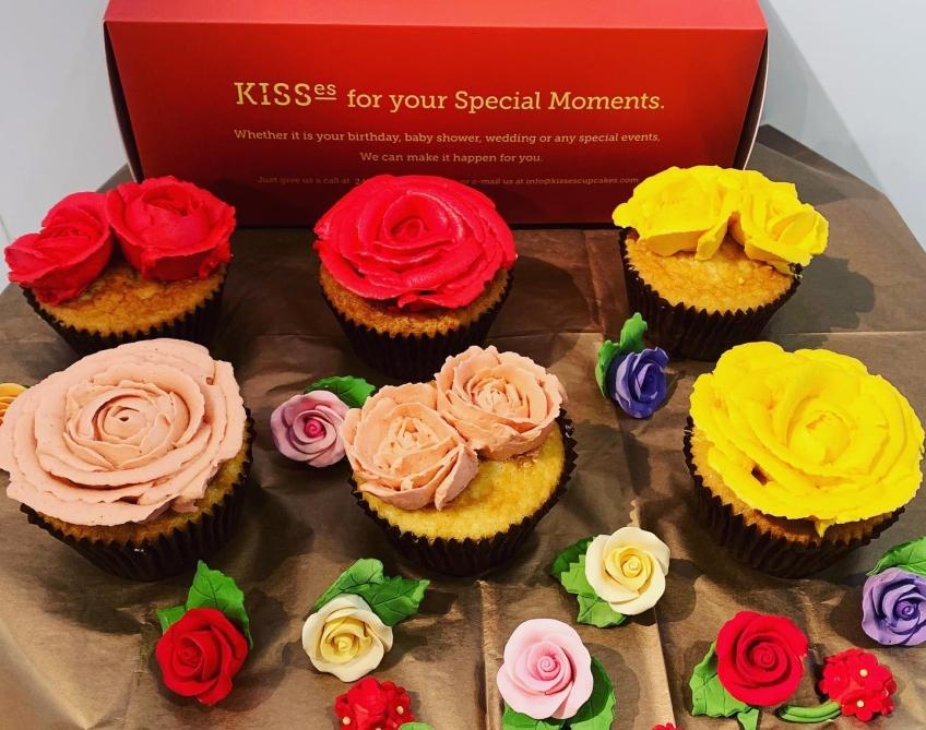 Kisses Cupcakes (世貿中心)-0-婚禮當日
