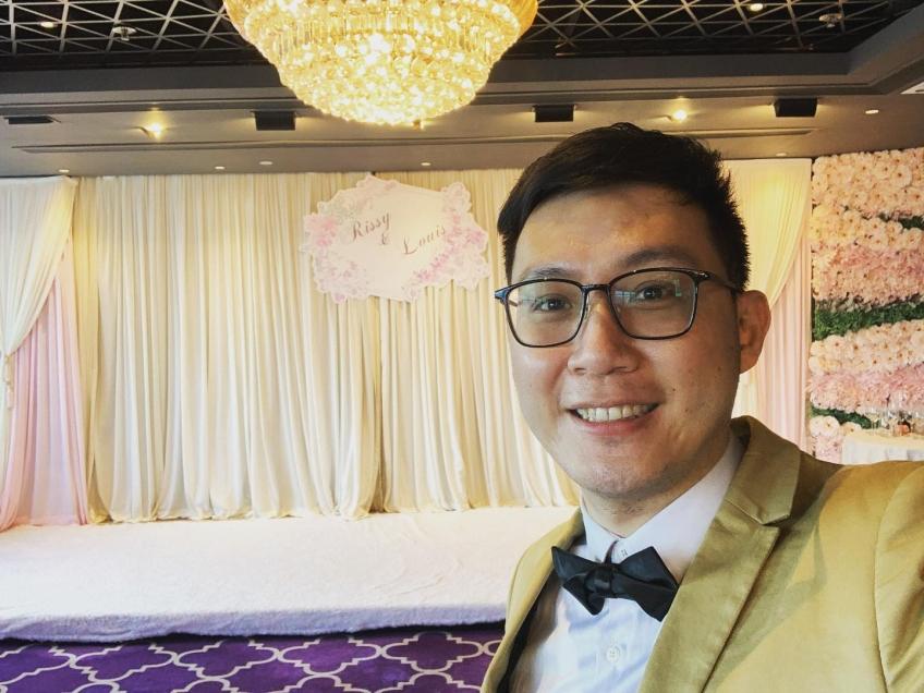 Wedding MC Alex 專業司儀-2-婚禮當日