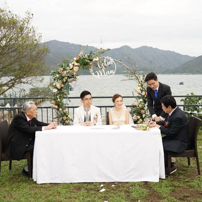DAVID MA   Live Music + 婚姻監禮人-3-婚禮服務