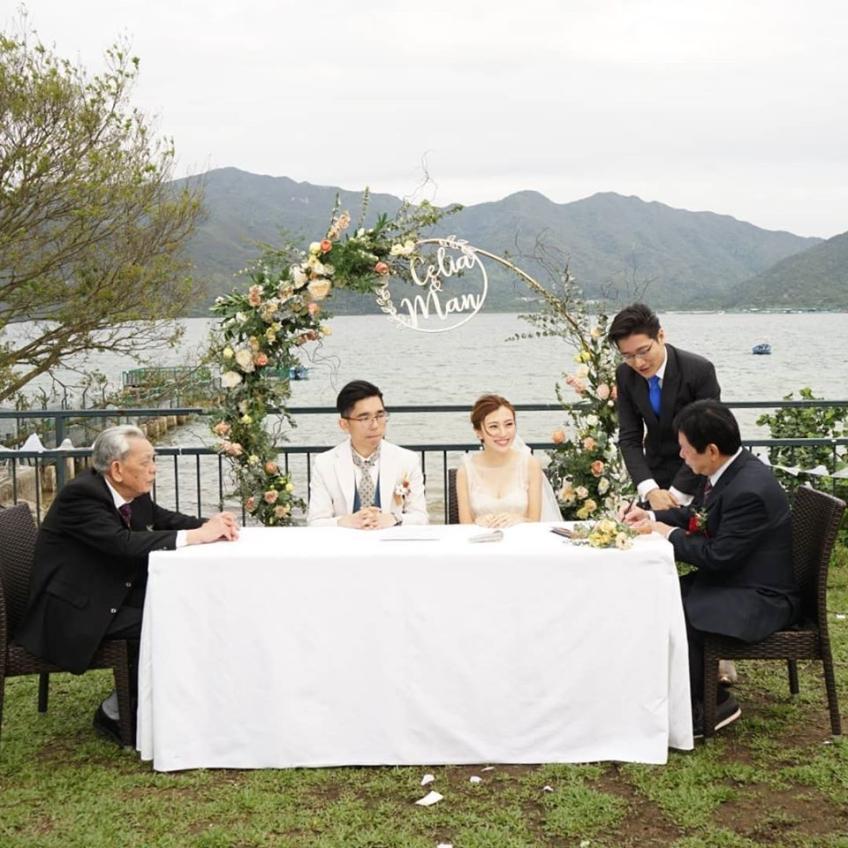 DAVID MA | Live Music + 婚姻監禮人-3-婚禮服務
