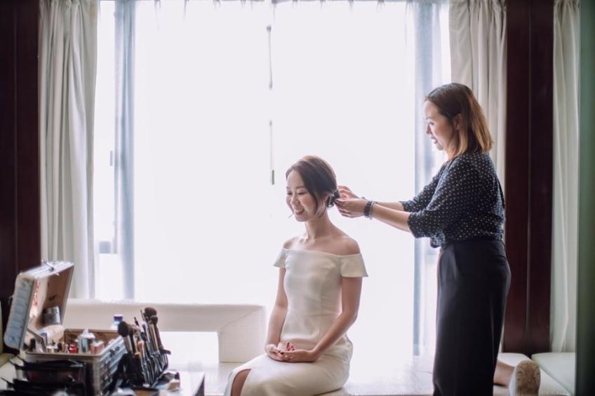 Katie Woo Makeup-4-化妝美容