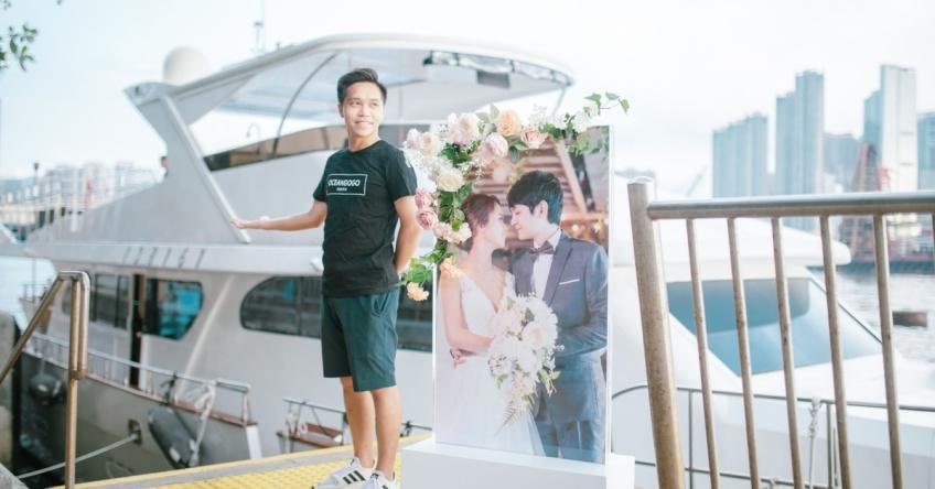 OCEANGOGO LOVE 海上婚禮策劃-2-婚宴場地