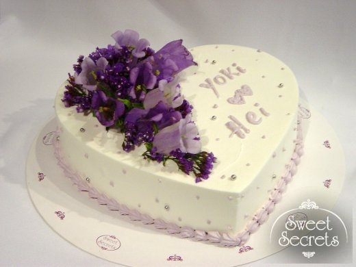 Sweet Secrets - Party Cakes & Treats-1-婚禮當日
