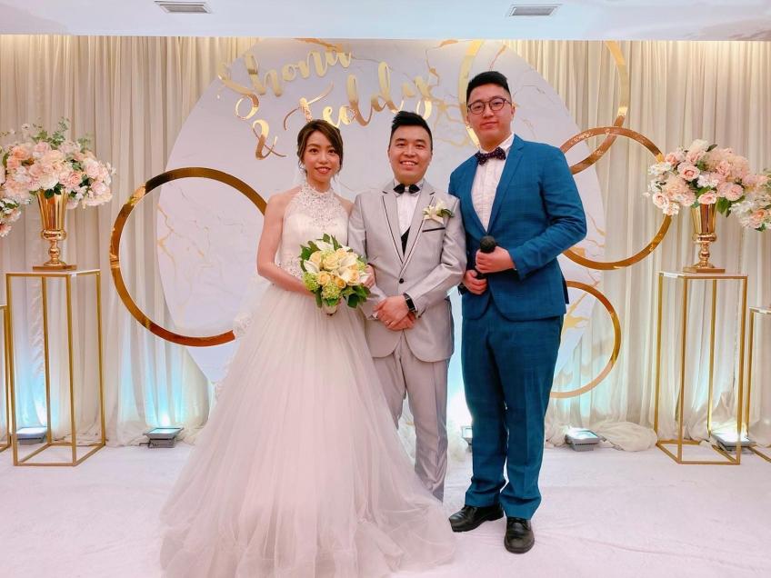 MC Michelle - SAI events 司儀-2-婚禮服務