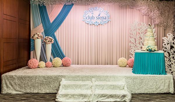 愉景灣康樂會和海澄湖畔會所 Club Siena-1-婚宴場地