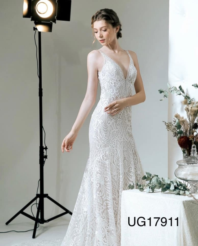 Bridal Sweet Garden-4-婚紗禮服