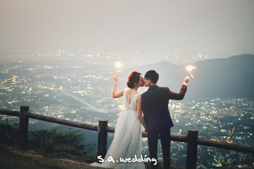 S.A.Wedding-0-婚紗禮服