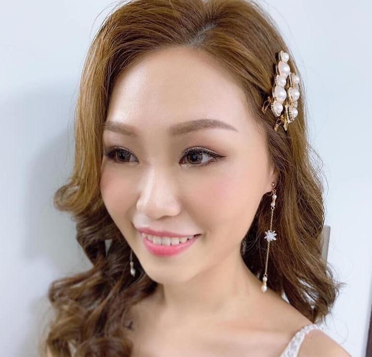 Haze Liu - Professional Makeup-1-化妝美容