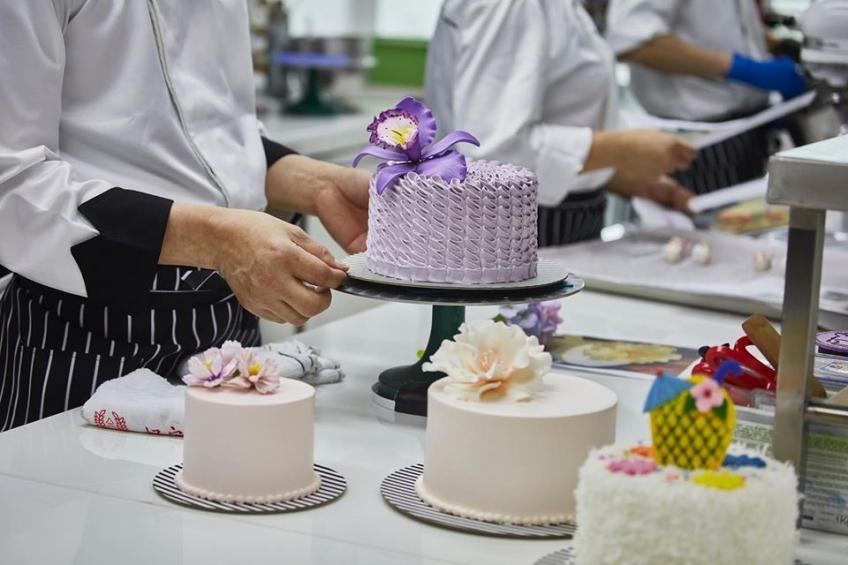 Ms B's CAKERY-2-婚禮當日