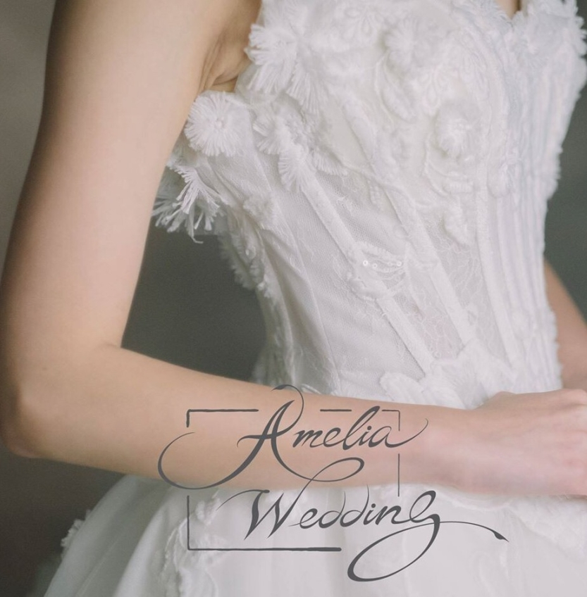 Amelia Wedding-0-婚紗禮服