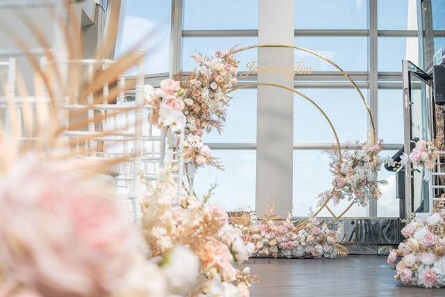 FREE CONCEPT WEDDING DECORATION-4-婚禮當日