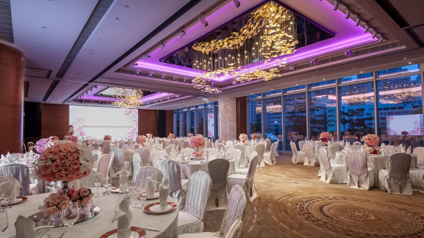 香港旺角希爾頓花園酒店 Hilton Garden Inn Hong Kong Mongkok-1-婚宴場地