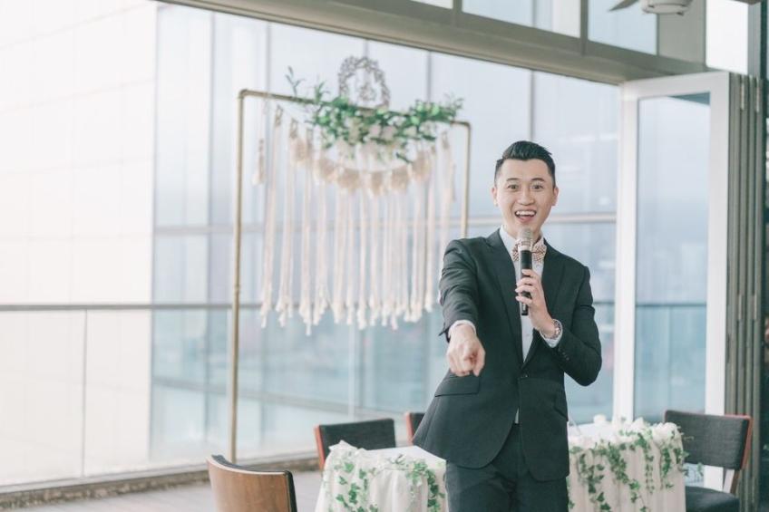 Tim Tai - MC Tim 婚禮司儀及統籌 / 婚禮司儀導師-2-婚禮服務