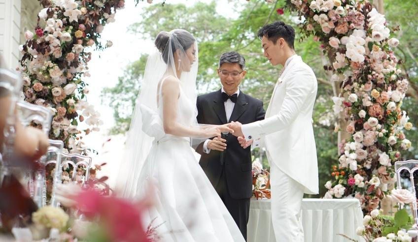 壹誓證婚服務 An Oath Celebrant Service-0-婚禮服務