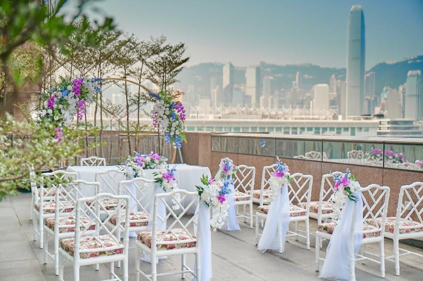 唐人館 (海港城) China Tang (Harbour City)-0-婚宴場地