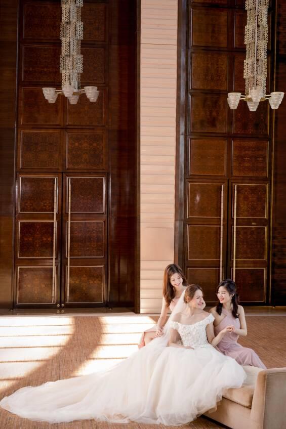 香港四季酒店 Four Seasons Hotel Hong Kong-2-婚宴場地