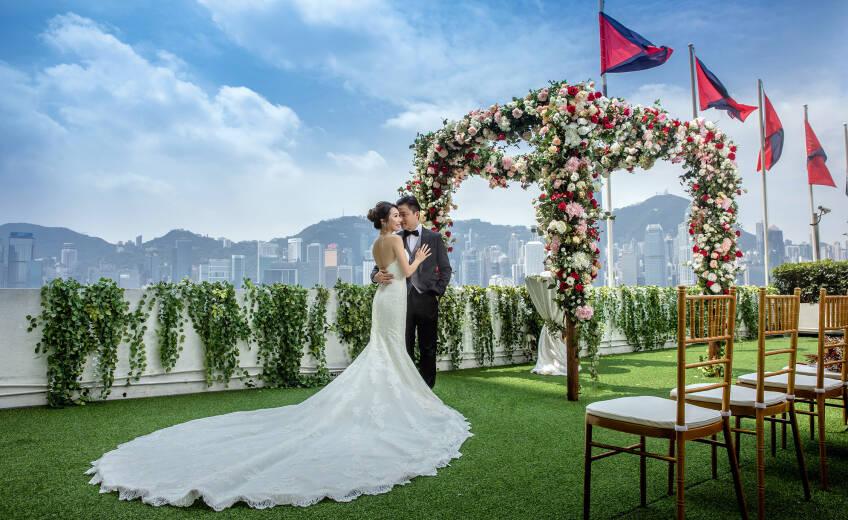 馬哥孛羅香港酒店 Marco Polo Hongkong Hotel-0-婚宴場地
