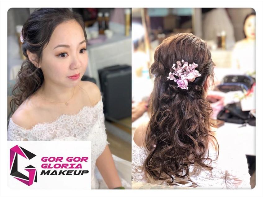 Gor Gor Gloria Makeup-1-化妝美容