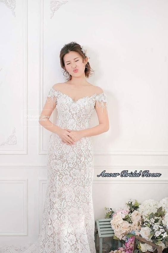 Amour Bridal Room-4-婚紗禮服