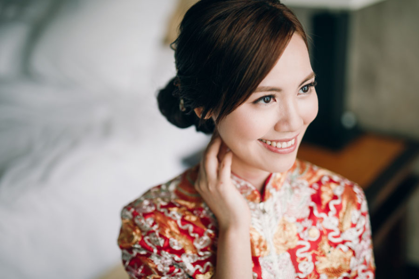 MandyLi Makeup-4-化妝美容