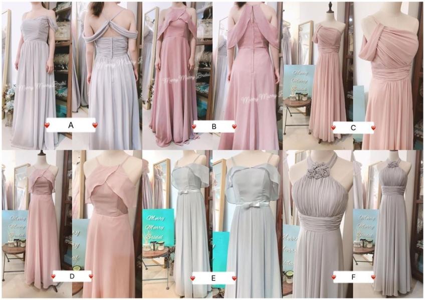 Merry Marry Bridal-4-婚紗禮服