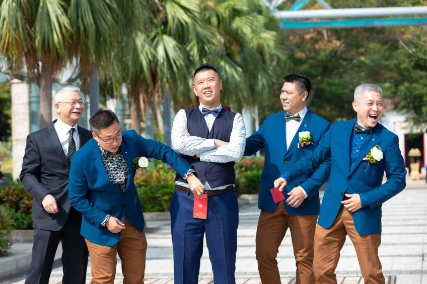 Image Art-4-婚禮當日