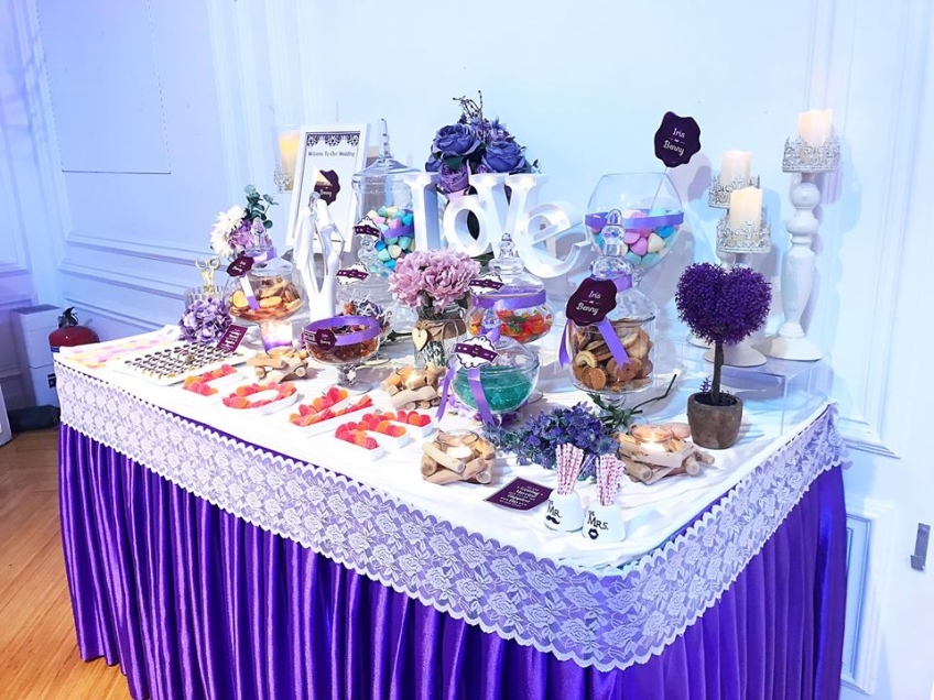 Sweet Wedding Hong Kong - Candy Corner, Decoration and Wedding Guest Book-0-婚禮當日