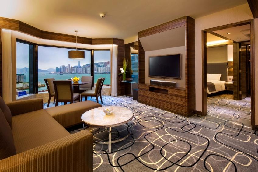 千禧新世界香港酒店 New World Millennium Hong Kong Hotel-3