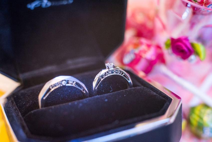 A DIAMOND-1-婚戒首飾