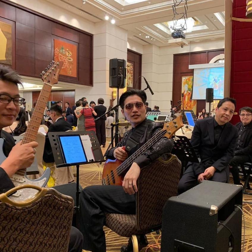 DAVID MA   Live Music + 婚姻監禮人-0-婚禮服務
