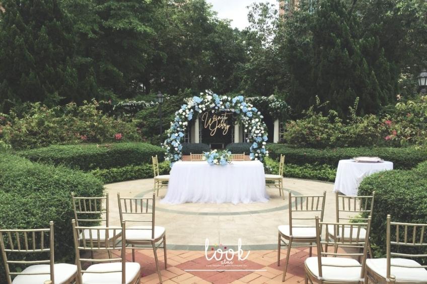 LOOK AT ME - Wedding Decoration 婚禮佈置-2-婚禮當日