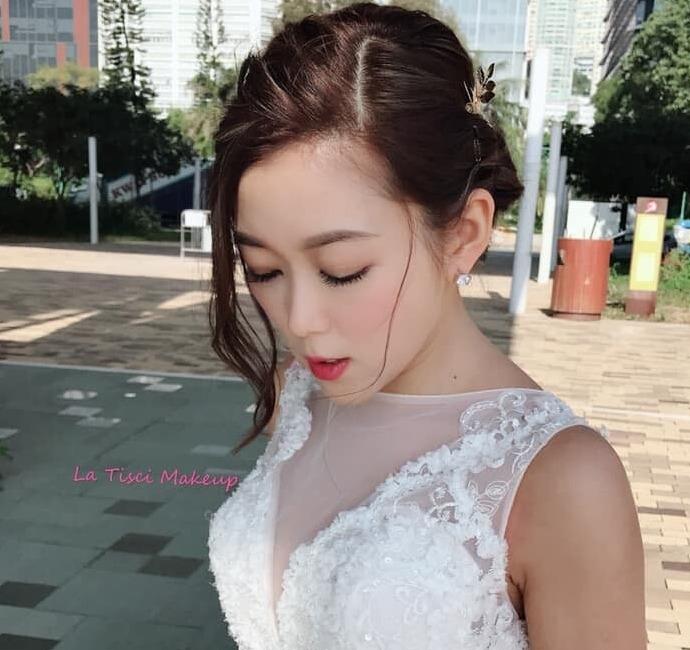 La Tisci Makeup-0-化妝美容