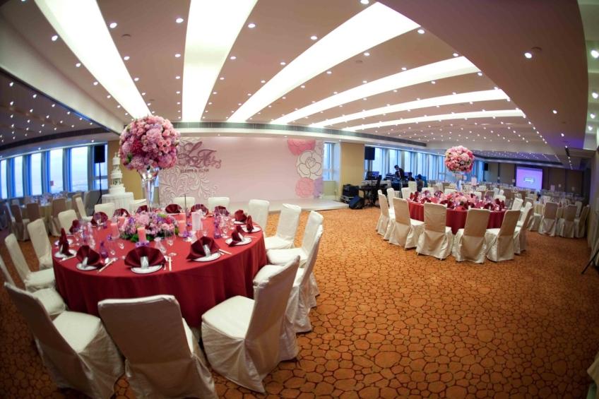 世界貿易中心會 World Trade Centre Club Hong Kong-4-婚宴場地