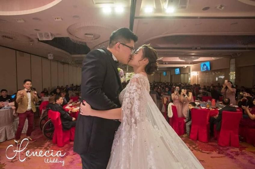 Henecia Wedding-2-婚紗禮服
