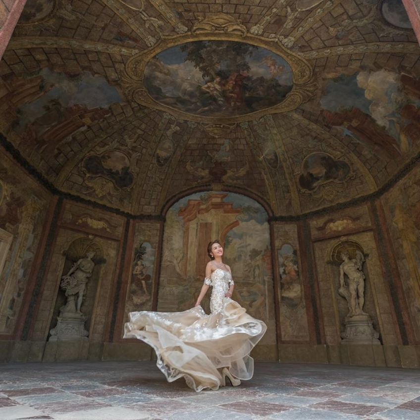 Amazes Wedding - 晚裝婚紗。攝影-2-婚紗禮服