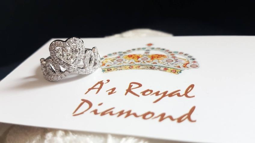 A's Royal Diamond-0-婚戒首飾