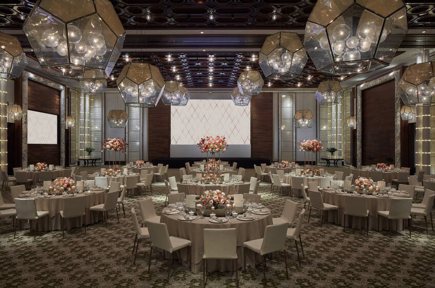 香港瑰麗酒店 Rosewood Hong Kong-0-婚宴場地