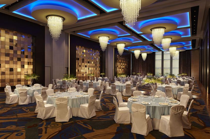 香港愉景灣酒店 Auberge Discovery Bay Hong Kong-2-婚宴場地