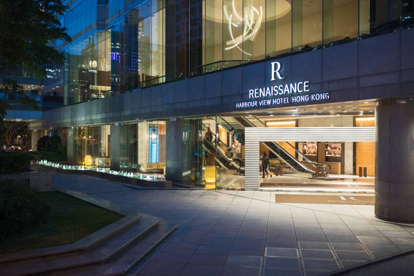 香港萬麗海景酒店 Renaissance Hong Kong Harbour View Hotel-4-婚宴場地