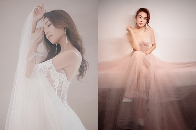 Tickled Pink Bridal Closet-2-婚紗禮服