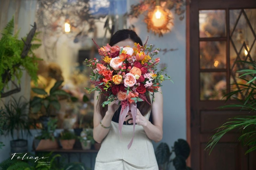 FoliageStore Floral & Gift-0-婚禮當日