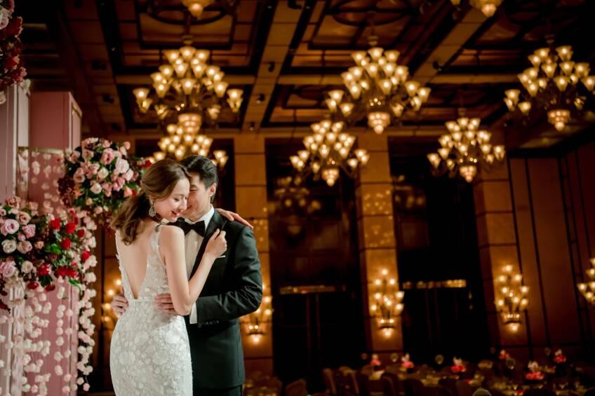 香港四季酒店 Four Seasons Hotel Hong Kong-4-婚宴場地