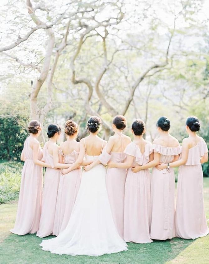 Akai Bridesmaid Dresses 晚裝姊妹裙專門店-0-婚紗禮服
