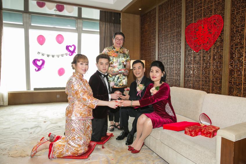囍成雙Ling姐-0-婚禮當日