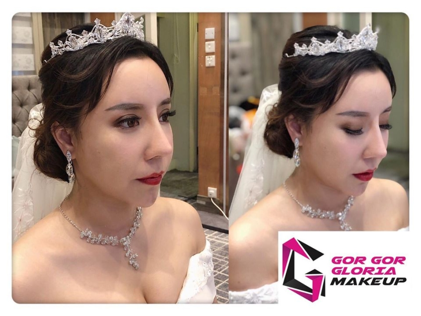 Gor Gor Gloria Makeup-3-化妝美容